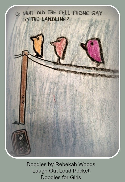 Doodles birds