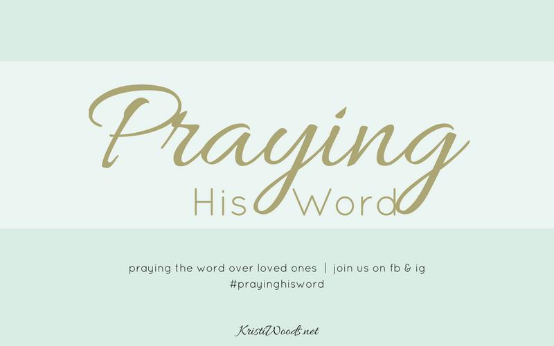 praying-his-word-gold