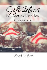 Gift Ideas for Your Faith-Filled Christmas