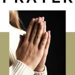 A prayer for Father's Day - graphic supporting Christian blog post title