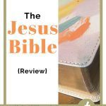 The Jesus Bible and title of blog post