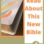 Picture of a Bible with the blog post title