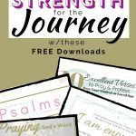 copies of free Christian printables available in the subscriber library - title at top
