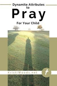 Post introduction for prayers for children