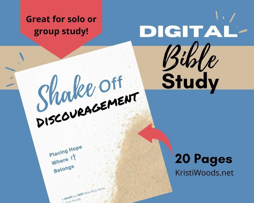 Digital Bible Study Sales Graphic
